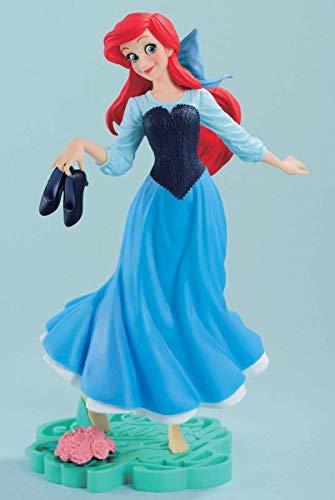 Figur Sammlung 21cm Ariel Arielle die Meerjungfrau Serie EXQ-Starry Little Mermaid Original Disney Banpresto
