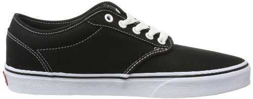 Vans W Atwood, Baskets mode femme Noir (Black/White)