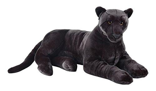 Peluche de Pantera Negra Gigante - más de 80 cm
