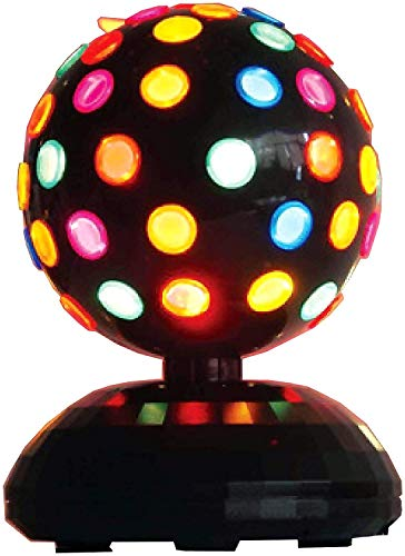 FORUM Novelties bunten 20,3cm Disco Ball Rainbow Party Licht