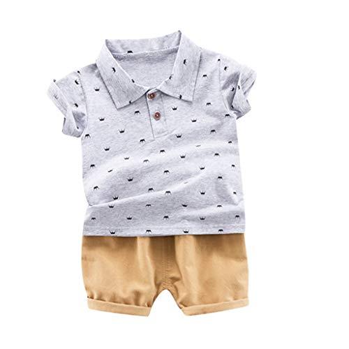 Lonshell Conjuntos Bebé Niño