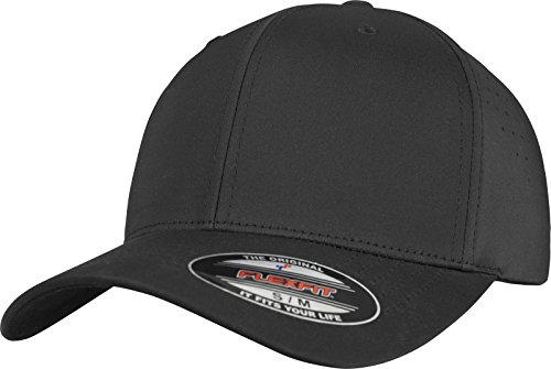 Flexfit Perforated Cap black