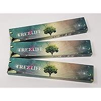 Sterling Effectz Räucherstäbchen Baum des Lebens New Moon mit gratis Souvenir-Anstecker, 3 Stück preisvergleich bei billige-tabletten.eu