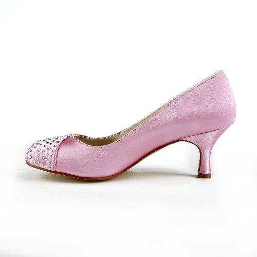 Jia Jia Wedding 1403112 Scarpe Sposa Scarpe col tacco donna Rosso