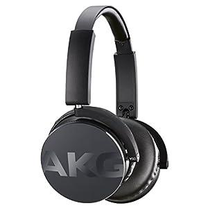 AKG Y 50 on-Ear Ausinės Tragbar Faltbar mit Abnehmbarem Audiokabel und Universal Integrierter Lautstärkeregelung/Mikrofon Kompatibel mit Apple iOS und Android Geräten