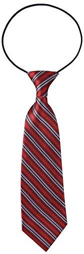 Miobo - Cravate - Garçon Rot Liniert