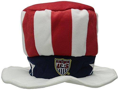 FOCO MLS Team USA Fußball 2012Uncle Sam Maskottchen kurz Thematische Hat