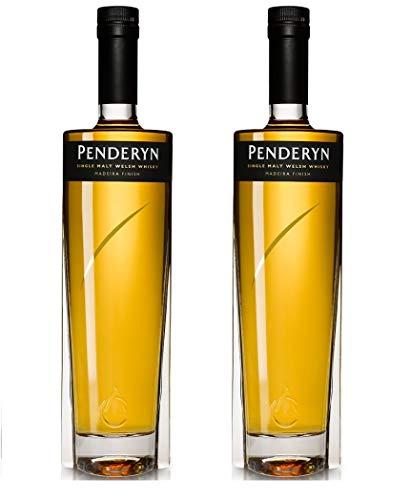 Penderyn Whisky aus Großbritannien 2er Sparpack Penderyn Madeira Finished 46% vol (2 x 0,7 Liter)