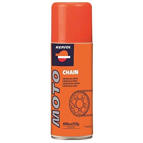 Lubrificante per catene Moto Chain Repsol 400 ml – 257 g (1000010217)