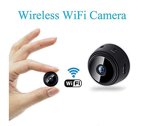 Bobopai Wireless Mini Camera WiFi - Home Security