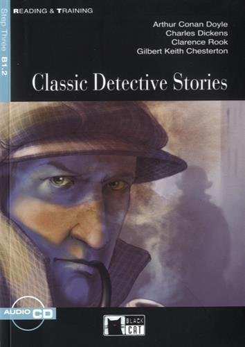 Classic Detective Stories (1CD audio)