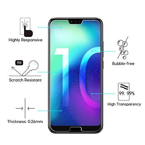 [Lot de 2] Verre Trempé pour Samsung Galaxy S7 edge, Protecteur d'écran pour Galaxy S7 edge Couverture Complète,Anti Rayures, Ultra Résistant Dureté 9H, 3D Touch Compatible - Transparent