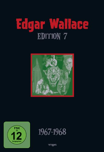 Edgar Wallace Edition 07 [4 DVDs]