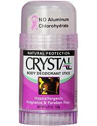 Crystal Stick de déodorant rétractable - Sans chlorhydrate d'aluminium - 126 ml