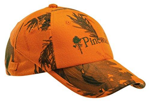 Pinewood Camouflage Cap, AP Blaze, One Size (Realtree Mütze Damen)