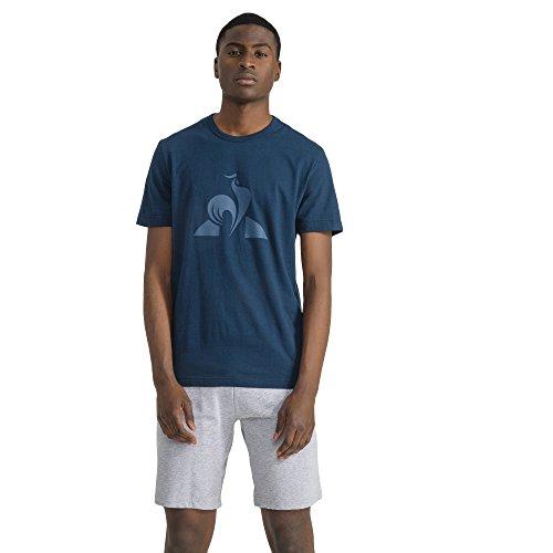 Le Coq Sportif-1810480 Hombre Azul Marino L