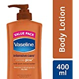 Vaseline Intensive Care Cocoa Glow Body Lotion, 400 ml