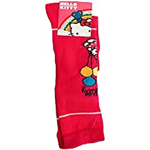 Producto oficial de Nueva Hello Kitty rodilla alta calcetines