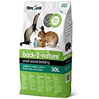 Back 2 Nature Small Animal Bedding - 30 L