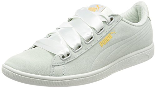 PUMA ORIGINALE Vikky Nero Donna Scarpe Da Ginnastica Sneaker 362624 Soft form