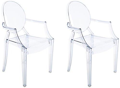 Kartell louis ghost armchair furniture file ltd