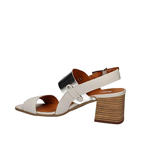 KEYS 5215 Sandalo tacco Donna Bianco