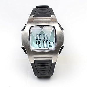 Schiedsrichteruhr, Fußball, Sport-Trainer, Armbanduhr, Stoppuhr, Timer, Alarm und Countdown-Chronograph