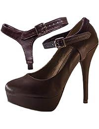 Sangles Amovibles de Chaussure - Pour maintenir en place des chaussures à  talons hauts laches, 5dd89cd62058