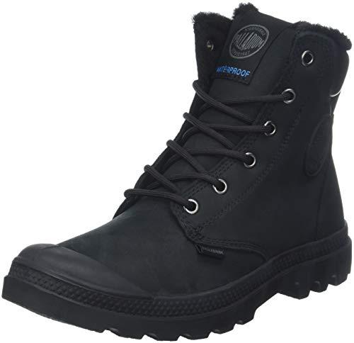 Palladium Unisex-Erwachsene Pampa Sport Cuff WPS Klassische Stiefel, Schwarz Black 466, 40 EU -
