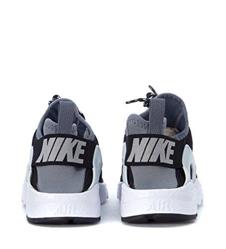 Sneaker Nike Air Huarache Ultra SE aus Textil Schwarz und Grau Grau-Schwarz