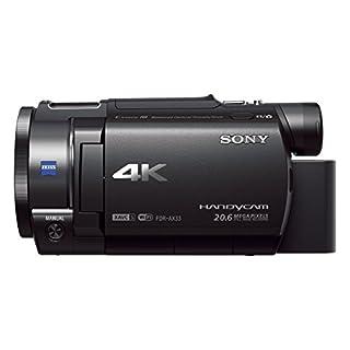Sony FDR-AX33 4K Ultra HD Handycam with Exmor R CMOS sensor (B00WWPSZ76) | Amazon price tracker / tracking, Amazon price history charts, Amazon price watches, Amazon price drop alerts
