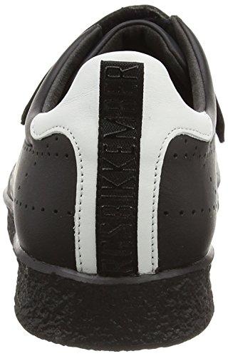 Bikkembergs Best 460 L.shoe M Leather, Sneakers basses homme Noir (Black)