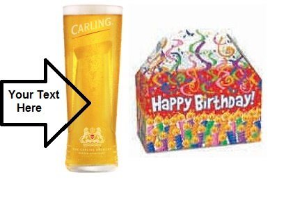 20oz-carling-glass-personalised-with-your-own-text-message-upto-25-letters-in-gift-tissue-bday-gift-