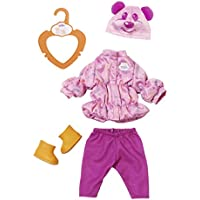 "Zapf Creation 824917"" My Little Baby Born Winter Outfit Puppe, bunt"