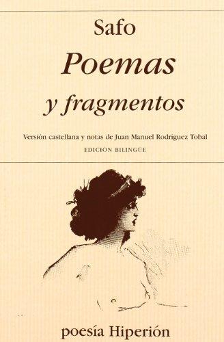 Poemas y fragmentos (Poesía Hiperión) por Safo