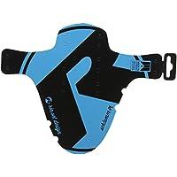 Riesel MTB Rear Fender Mud Guard, Unisex, Mtb Rear Fender, azul y negro, na