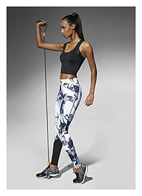 Sport-Leggings Calypso, figurformend, atmungsaktiv und feuchtigkeitsregulierend