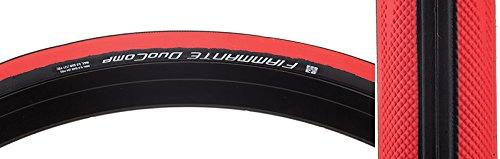 Vredestein Fahrradreifen Fiammante Faltreifen, rot, 23-622 (700x23C), FA003931023