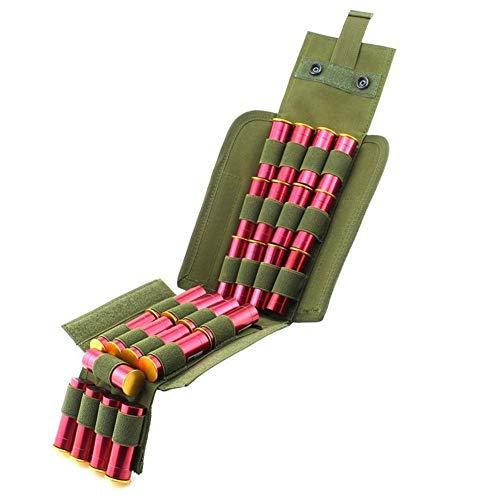 rodukte 26runden Tactical Shotshell MOLLE Tasche Halterung klappbar, schnelle Zugang Shotgun Kartusche ()