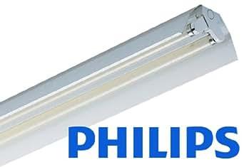 philips leuchte lichtleiste leuchtstofflampe 2x 36 w evg. Black Bedroom Furniture Sets. Home Design Ideas