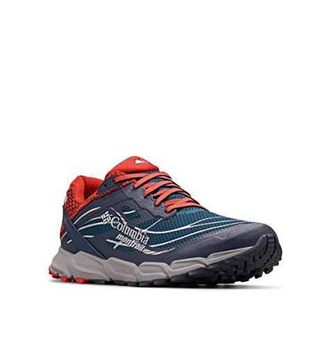 Columbia Caldorado III Outdry, Zapatillas de Running para Asfalto para Hombre, Azul Phoenix Blue, S...