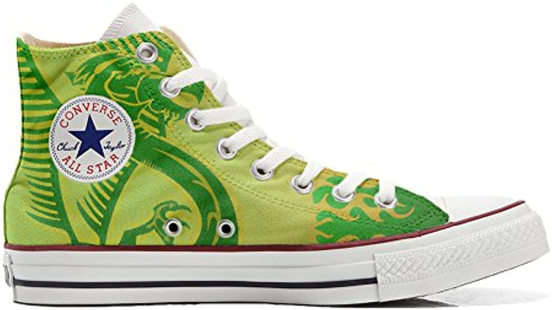 Converse All Star Zapatos Personalizados (Producto Handmade) Tridimensional -