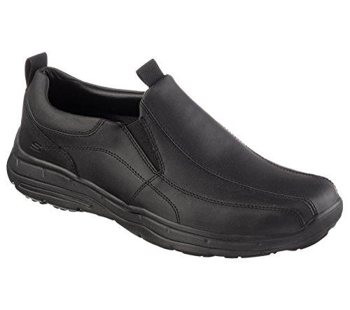 Skechers - Glides Docklands, Sneakers da uomo Nero