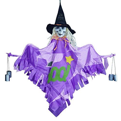 Beängstigend Animierte Halloween Bilder - RecoverLOVE Halloween hängende Hexen beängstigend hängende