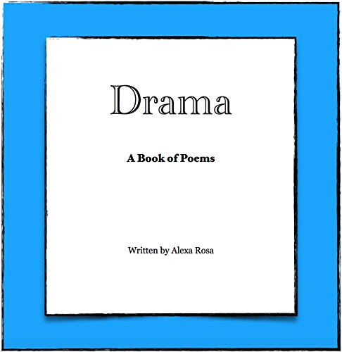 Drama: A Book of Poems (English Edition)