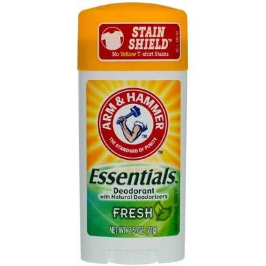 Arm & Hammer - déodorants en stick Essentials