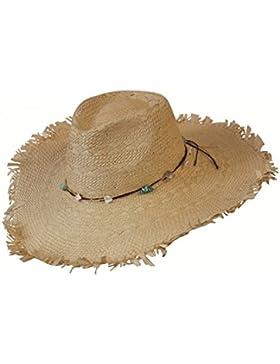 Sombrero de Paja Islander sombrero de solsombrero de playa