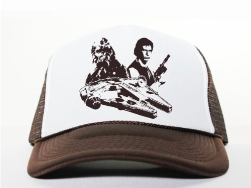 M109 Mütze Boondock Saints Aequitas Veritas Der Blutige Pfad Gottes Kult Film Trucker Mesh Cap schwarz (Affe Gottes Schwarzer)