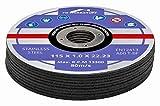 30 Stück Inox Trennscheiben Flexscheiben 115 x 1,0 mm