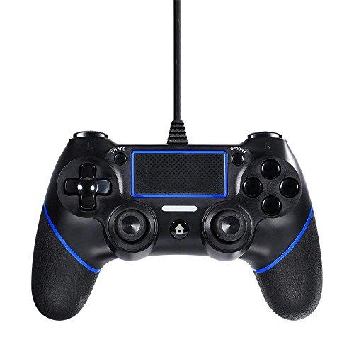 Toxic Blue Ps4 Custom Un-Modded Controller Exclusive Unique Design